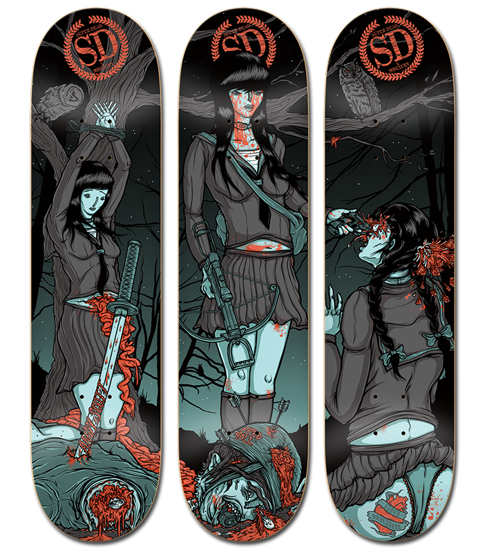 Battle Royale Skateboards
