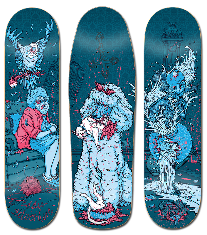 KillerPets Skateboards